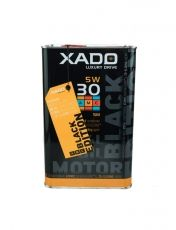 XADO Atomic Oil BLACK EDITON 5W-30 SM